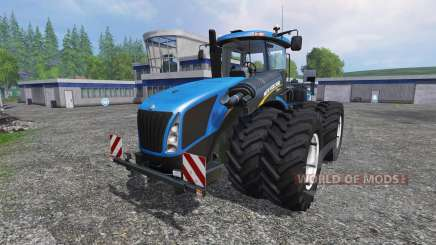 New Holland T9.670 DuelWheel v2.0 für Farming Simulator 2015