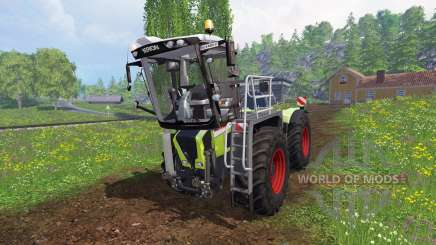 CLAAS Xerion 3800 SaddleTrac v3.0 für Farming Simulator 2015
