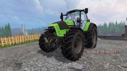 Deutz-Fahr Agrotron 7250 TTV v4.0 für Farming Simulator 2015