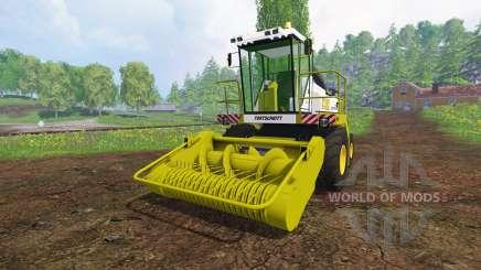 Fortschritt E 282 pour Farming Simulator 2015