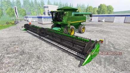 John Deere 9870 STS pour Farming Simulator 2015
