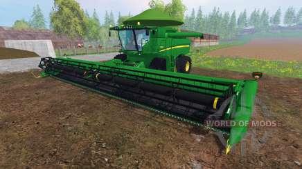 John Deere S680 [Brazilian] für Farming Simulator 2015