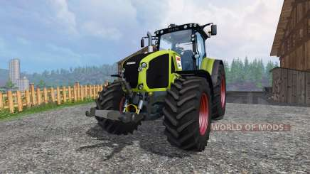 CLAAS Axion 950 v1.2 pour Farming Simulator 2015