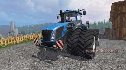 New Holland T9.565 Duel Wheel v2.0 für Farming Simulator 2015