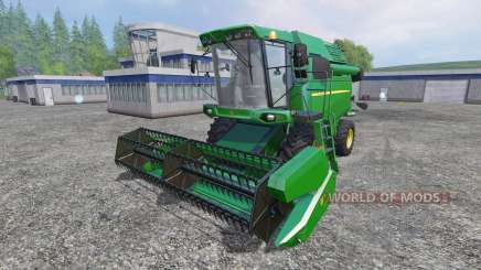 John Deere W330 pour Farming Simulator 2015