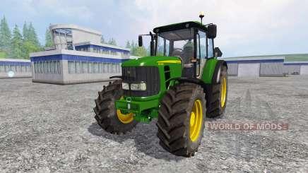 John Deere 6430 comfort für Farming Simulator 2015