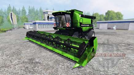 Deutz-Fahr 7545 [washable] v1.1 für Farming Simulator 2015