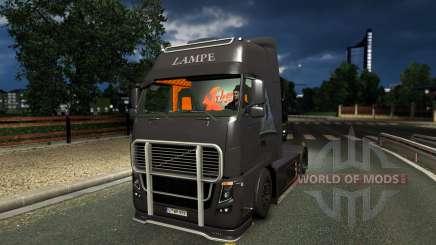 Volvo FH The Xtreme für Euro Truck Simulator 2