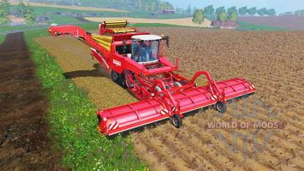 Grimme Tectron 415 v1.3 pour Farming Simulator 2015