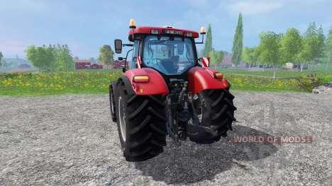 Case IH Puma CVX 225 pour Farming Simulator 2015