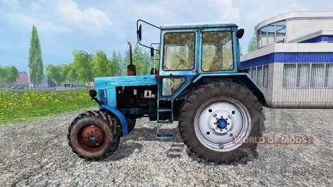 MTZ-82 v6.0 pour Farming Simulator 2015