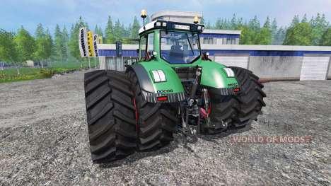 Fendt 1050 Vario [grip] v4.0 pour Farming Simulator 2015