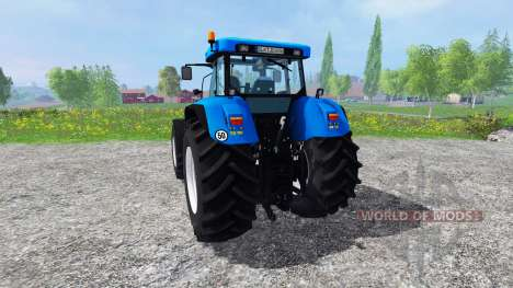 New Holland T7550 v4.0 pour Farming Simulator 2015