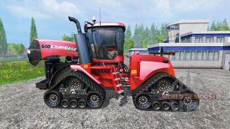 Case IH Quadtrac 600 v1.0 pour Farming Simulator 2015