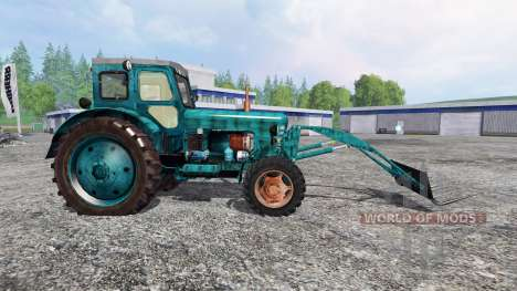 MTZ-50 [loader] pour Farming Simulator 2015
