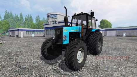 MTZ-Biélorussie V pour Farming Simulator 2015