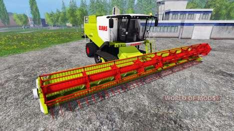 CLAAS Lexion 770TT für Farming Simulator 2015