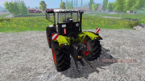 CLAAS Xerion 3300 TracVC pour Farming Simulator 2015