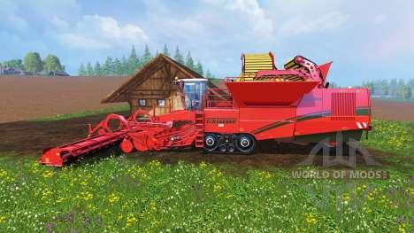 Grimme Tectron 415 v1.4 für Farming Simulator 2015
