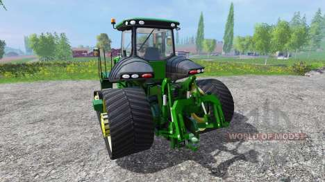 John Deere 9560RT v1.1 für Farming Simulator 2015