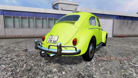 Volkswagen Beetle 1966 v1.1 für Farming Simulator 2015