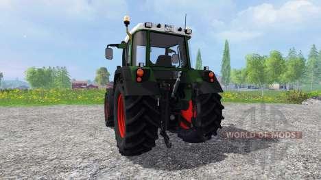Fendt 312 Vario TMS v1.2 für Farming Simulator 2015