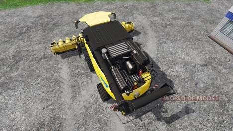 New Holland CR10.90TT v1.1 für Farming Simulator 2015