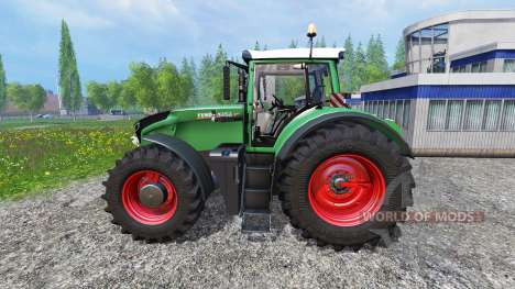 Fendt 1050 Vario [grip] für Farming Simulator 2015
