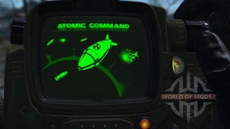 Tricher sur tous les holo-jeu pour Fallout 4