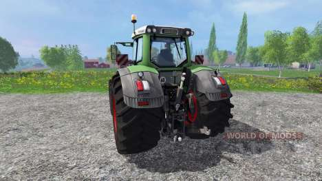Fendt 939 Vario [gear] für Farming Simulator 2015