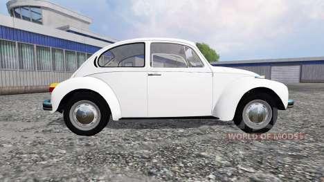 Volkswagen Beetle 1973 v1.1 pour Farming Simulator 2015