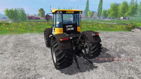 JCB 3230 Fastrac v1.1 für Farming Simulator 2015