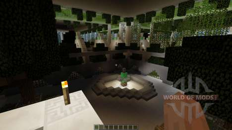 The Hydroponic Vaults für Minecraft