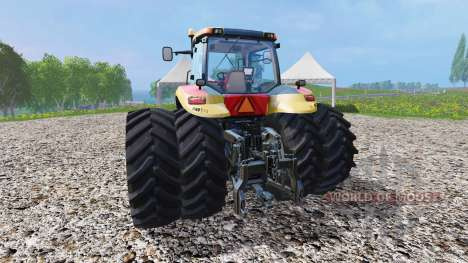 Case IH Magnum CVX 340 [doppel wheel] v0.0.1 pour Farming Simulator 2015