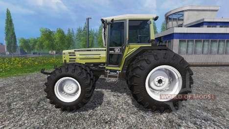 Hurlimann H488 [pack] pour Farming Simulator 2015
