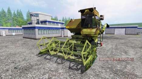 SK-5 Niva v2.0a pour Farming Simulator 2015