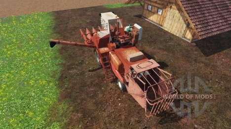 SK-6 Kolos für Farming Simulator 2015