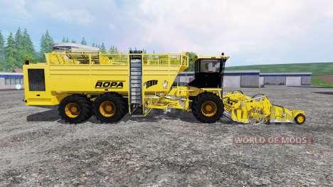 ROPA euro-Tiger V8-3 XL v1.1 für Farming Simulator 2015