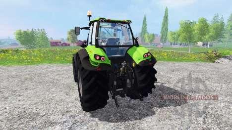 Deutz-Fahr Agrotron 7250 TTV v3.6 pour Farming Simulator 2015