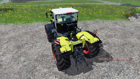 CLAAS Xerion 4500 v2.2 für Farming Simulator 2015