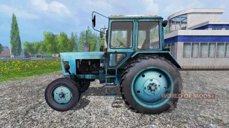 MTZ-ROYAUME-UNI pour Farming Simulator 2015