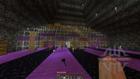 ARENA AND ARCHER für Minecraft
