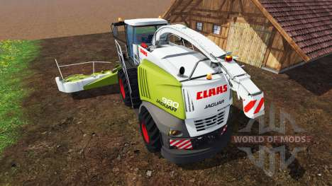 CLAAS Jaguar 980 v2.2 für Farming Simulator 2015