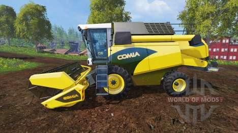 Sampo-Rosenlew COMIA C6 [pack] pour Farming Simulator 2015