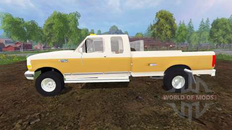 Ford F-150 XL 1992 v1.1 für Farming Simulator 2015