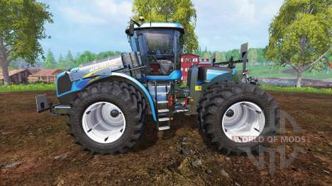New Holland T9.670 DuelWheel v2.0.1 pour Farming Simulator 2015