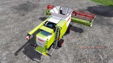 CLAAS Lexion 670 für Farming Simulator 2015