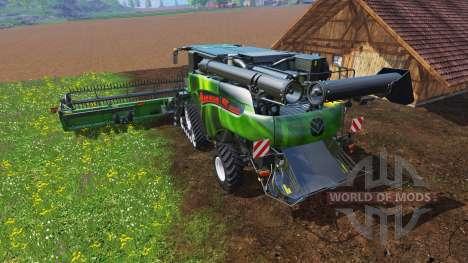 New Holland CR10.90 [hardcore] v2.0 pour Farming Simulator 2015