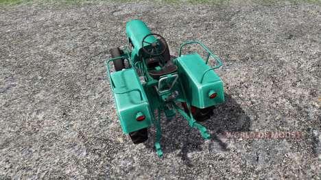 Kramer KL 200 v2.1 pour Farming Simulator 2015