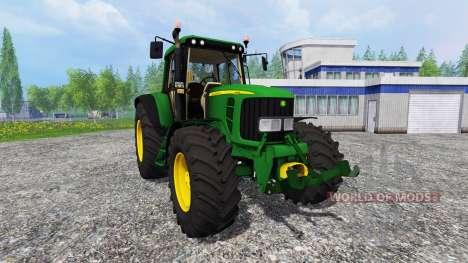 John Deere 6620 v0.8 pour Farming Simulator 2015